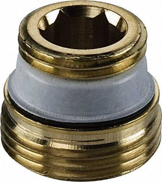 SIMPLEX Anschlussnippel 1/2'' x 3/4'' blank