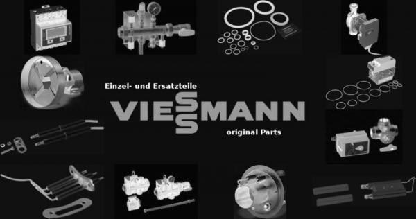 VIESSMANN 5088145 Gehäuse-Vorderteil Tetramatik