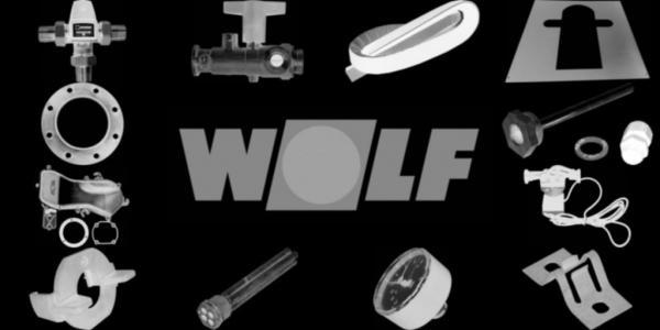 WOLF 8883046 Verkleidung Rückwand