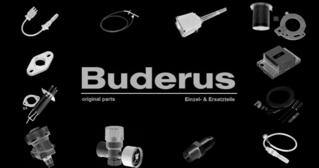 Buderus 7060796 Klemmleiste 4 qmm 12-polig Typ 6E