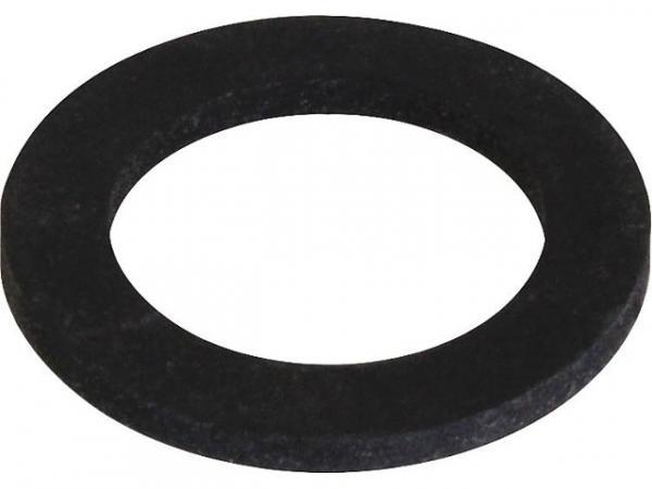 Gummi-Dichtung für Überwurfmuttern schwarz 8x15x3mm 3/8'' 100 Stück