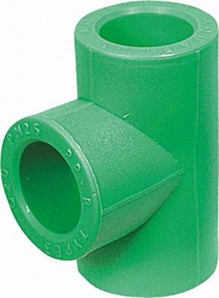 PPR Rohr Aqua-Plus T-Stück PN25 32/32/32mm