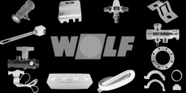 WOLF 1710603 Schalldämmhaube