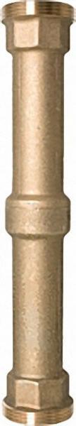 Verbindungsstück Messing für Heizkreisset ungemischt 265mm