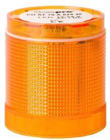 COMPRO CO ST 40 AL 024 LED Element gelb Durchmesser 40 mm für Signalsäulen CO ST 40 1F