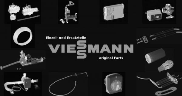 VIESSMANN 5329510 Rahmen Schauglas