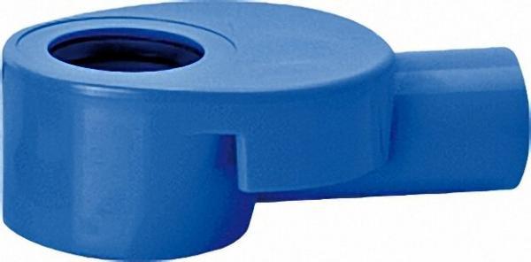 EVENES Siphon für Duschrinne mit Sperrwasserhöhe 50mm