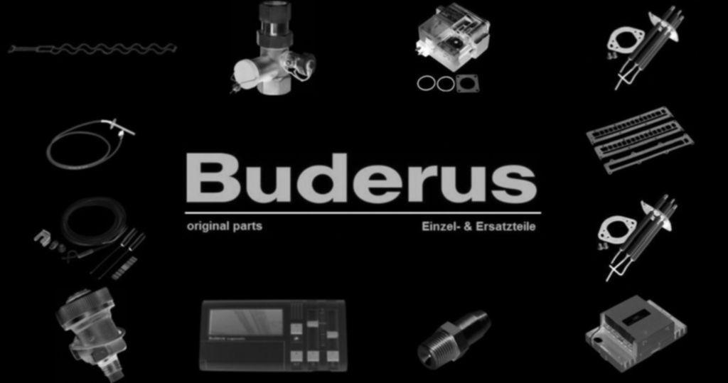Buderus 7079410 Überwachung Mg-Anode