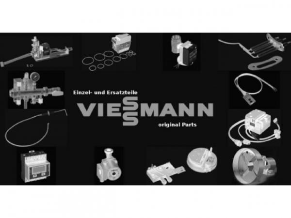 Viessmann Vorderblech unten 7142087