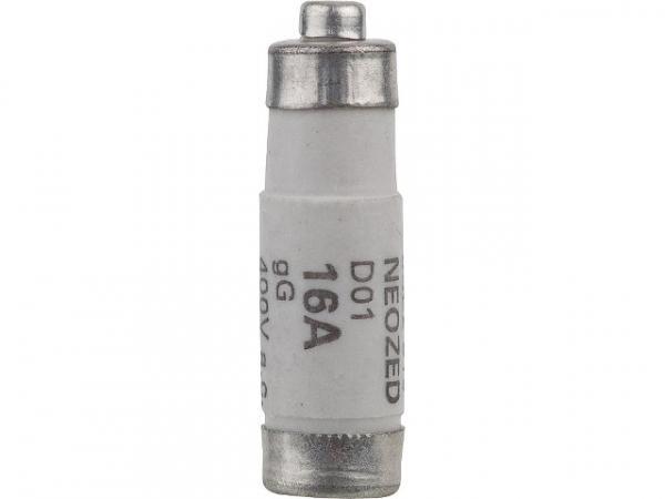 Neozed-Sicherungseinsatz, D01 16A