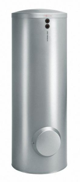 VIESSMANN Vitocell 300-B Typ EVB, 300-500 Liter Speicherinhalt, vitosilber