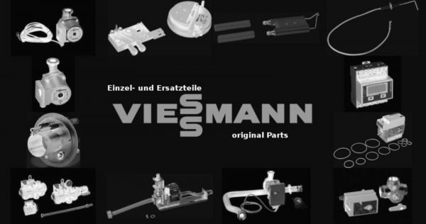 VIESSMANN 7830491 Schlauch 1'' L=840 inkl. Isolierung
