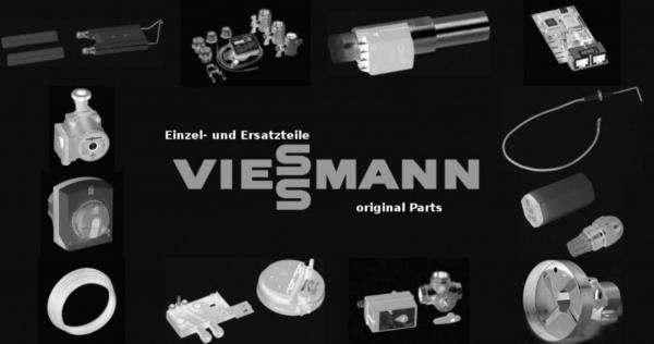 VIESSMANN 7841358 Hinterblech 1