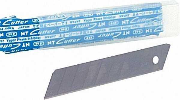 Abbrechklingen 9mm im Kunststoffspender (10 Stück)