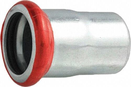 EUROTUBI C-Stahl Pressfitting Kappe, DN 88,9
