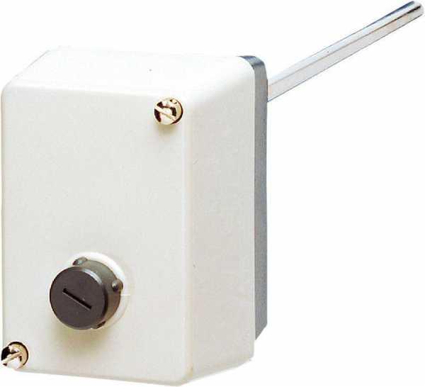 JUMO Aufbau-Thermostat ATHs-70 (STB) mit Außenentriegelung