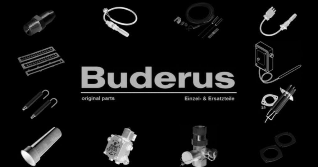 Buderus 8735100068 Wärmesch Pufferspeicher 750/5-80V everp