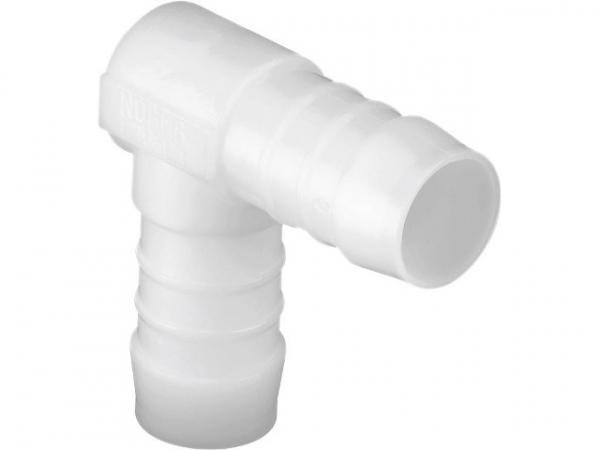 Winkel-Verbindungsstutzen WS 25 mm