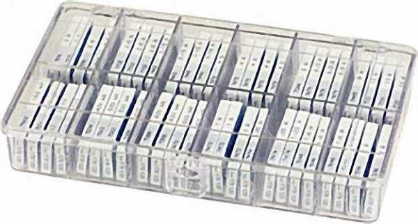 Feinsicherungssortiment flink Ausführung 5x20mm
