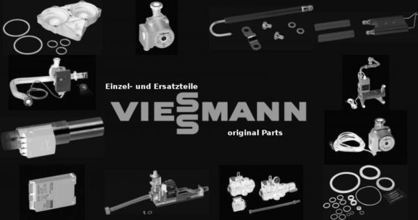 VIESSMANN 5329602 Gasanschlussrohr mit Überwurfmutter G1/2