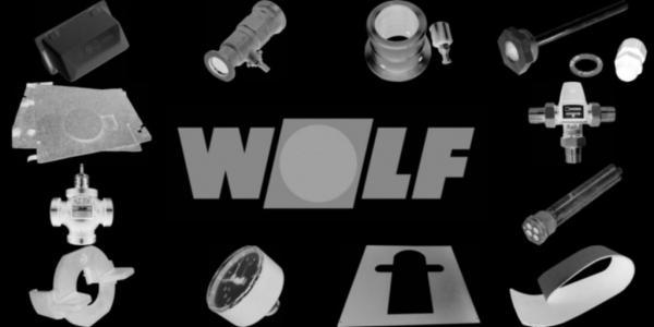 WOLF 8822012 Verkleidung vorne Speicher(NB 50/200, NB 63/200)