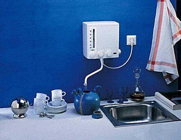 Kochendwasserbereiter Typ K 5 Ersatzartikel für Typ KB 5-2,2S