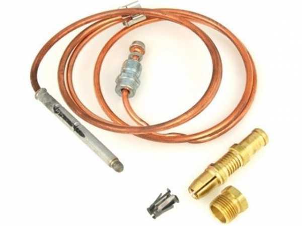 Oranier 2902175000 Zündgasleitung universell