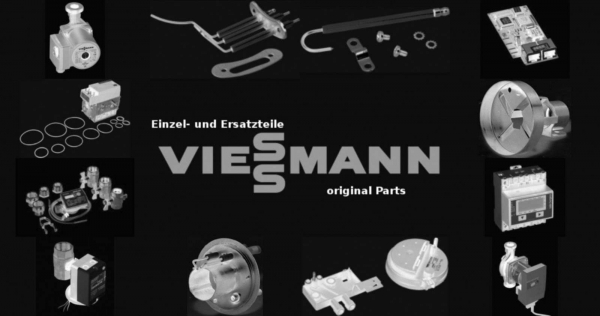 VIESSMANN 7836554 Hülse