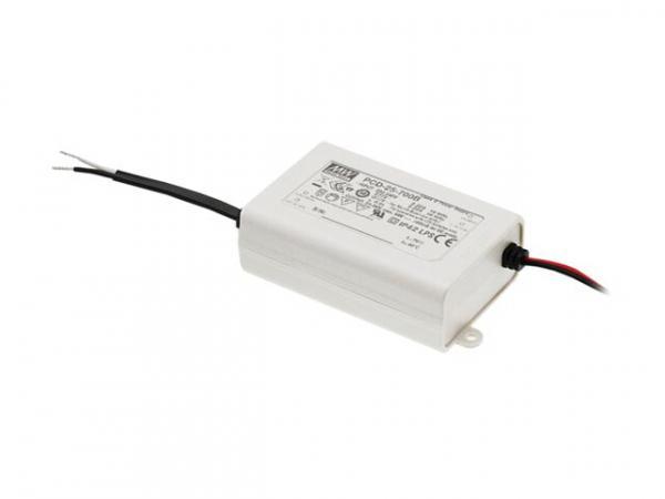 LED-NETZTEIL - DIMMBAR - 1 AUSGANG - 350 mA - 25 W