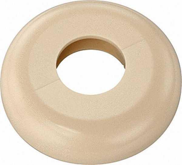 Einzelrosette Typ Mailand Ahornton - 15mm