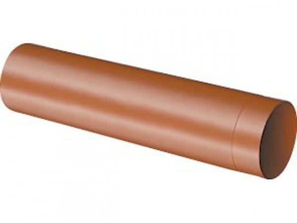Buderus 7738112619 Mantelverlängerung, 500 mm DN134, rot