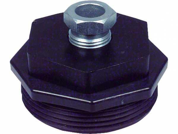 Stopfbuchs-Verschraubung SBV R 2'' Universal 8, 10, 12mm Kunststoff einfach