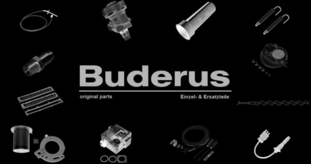 Buderus 87183101240 Schlauch 1 1/2