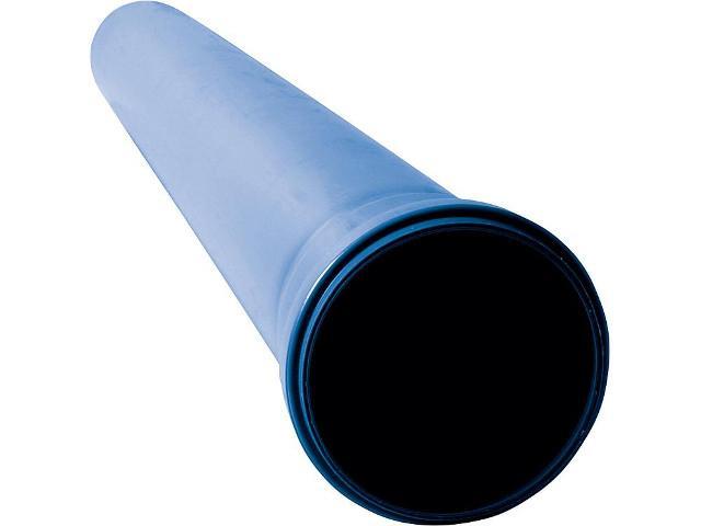 Glatt TTC Abgas Reduzierung exzentrisch Muffe DN 100 mm auf DN 110 mm