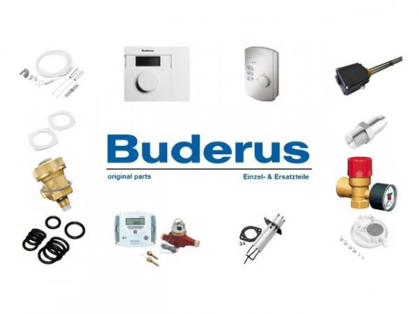Buderus 8718578371 Rückschlagklappe DN65-PN6-Oventrop verp