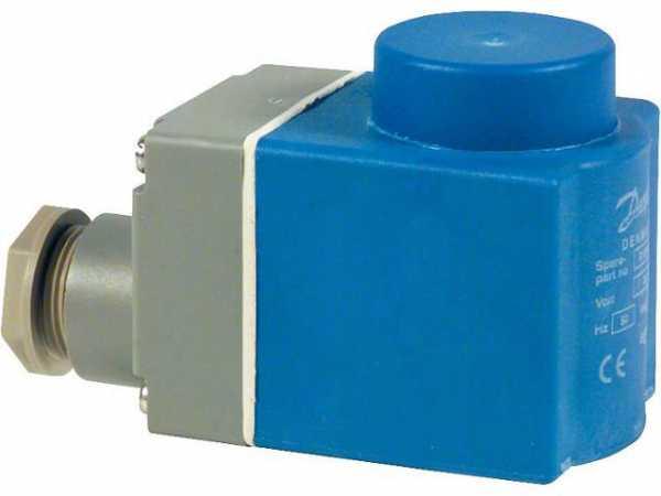 DANFOSS Magnetventil-Spule Typ 018 F 10 W 12V/50 Hz