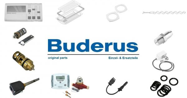 Buderus 7739611377 Logasys SL501-1 WPS6-1, SMH400, P120/5W, 2xSKT1.0