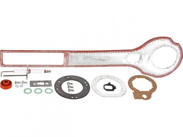 Plattenwärmetauscher Remeha S44488