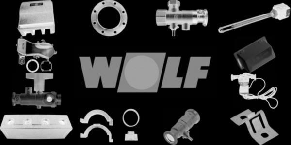WOLF 1710713 Platinenabdeckung