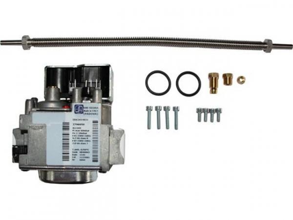 WOLF 8750058 Gaskombiventil Sigma 840 undZündgasleitung FNG 10-57(inkl. O-Ring + Schrauben)(ersetzt Art.-Nr. 2796050)