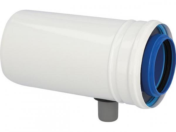 CondensBlue AZ Kondensat-Ablauf DN 80/125, mit Kondensatanschluss DN 32