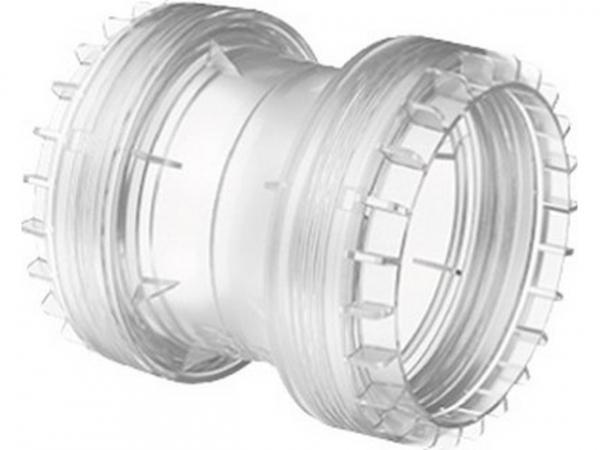 Buderus Verbindungsstück flexible Rohre, Ø 80 mm, 7738112691