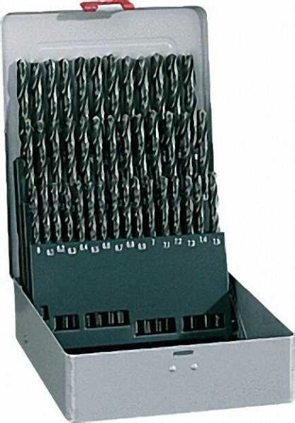 Spezialbohrersatz HSS 6-10x0, 1 KM41