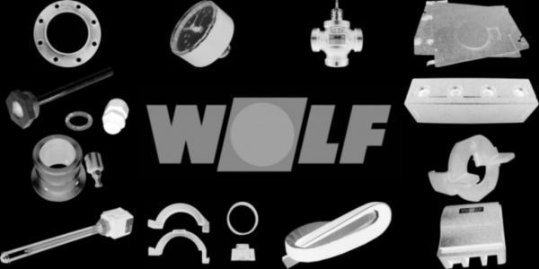 WOLF 1603340 Isolierung Mantel