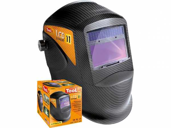 Schweißschutzhelm GYS LCD Expert 11 Carbon