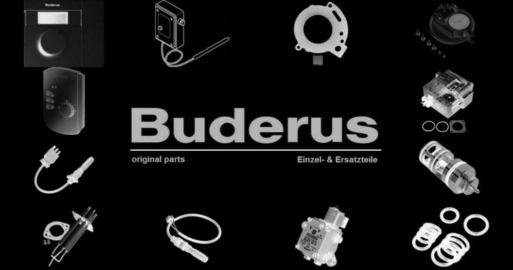 Buderus 7101190 Rohr-Verbindung-Sicherheitsv