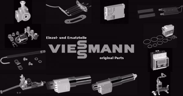 VIESSMANN 7078693 Füllrohr für Paromat-Triplex PF040