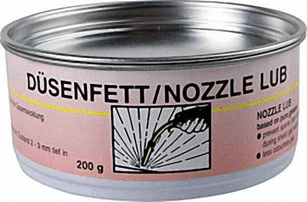 Silikonfreies Düsenfett Weißblechdose 200 g