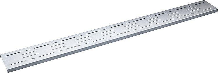 Ablaufrost Design, Länge 800 mm
