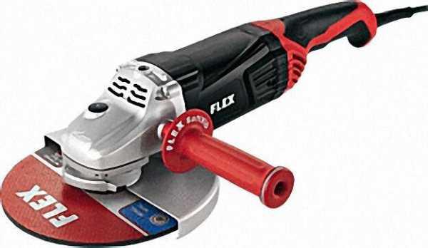 FLEX Winkelschleifer L21-6230, 2100 watt